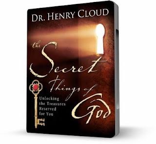 LOS SECRETOS DE DIOS, Dr. Henry Cloud [Video DVD] – Cómo encender el poder del amor de Dios en tu propia vida y descubrir la verdadera felicidad.